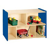 2000 Series Shelf Storage Units by Tot-Mate