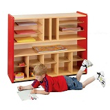 2000 Series Spacesaver Storage Unit by Tot-Mate