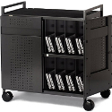 Micro Computer Netbook Storage Cart by Bretford