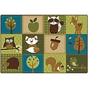 Click here for more Nature's Friends Toddler KIDSoft Rug by Carpets for Kids by Worthington