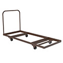 Economy Rectangle Table Trucks by Correll