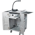 Click here for more The Boss 2 AV Cart by Balt by Worthington