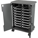 Economy Tablet Charging Cart by Balt