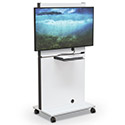 Click here for more MediaSpace Flat Panel TV Cart by Balt by Worthington