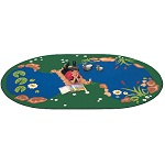 Click here for more The Pond Carpet by Carpets for Kids by Worthington