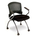 Click here for more Padded Nesting Chair by NDI Office Furniture by Worthington