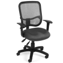 Click here for more Mesh Back Executive Chairs by OFM by Worthington