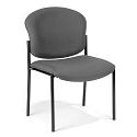 408 Series Armless Guest Chair by OFM