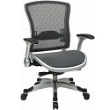 Click here for more Professional R2 SpaceGrid Seat and Back Chair by Office Star by Worthington
