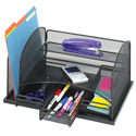 Onyx 3 Drawer Desk Organizer by Safco