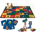 Click here for more Blocks of Fun Rug by Carpets for Kids by Worthington
