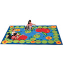 ABC Caterpillar Rug Carpet by Carpets for Kids