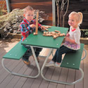 "Click here for more Preschool 46"" Picnic Table by UltraPlay by Worthington"