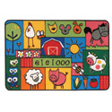 Click here for more Old MacDonald Farm Value Rug by Carpets for Kids by Worthington