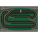 Click here for more Super Speedway Racetrack Value Rug by Carpets for Kids by Worthington