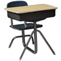 Click here for more Universal School Desks by Wisconsin Bench by Worthington