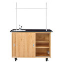 Click here for more Standard Economy Mobile School Science Tables by Diversified by Worthington