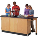 Forward Vision 1 School Science Workstations by Diversified