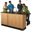 Click here for more Forward Vision 2 School Science Workstations by Diversified by Worthington