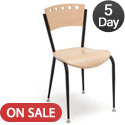 3818A Series Cafe Chair by KFI
