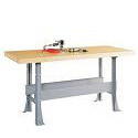 Workbench w/ Steel Base by Shain