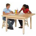 Click here for more Square Art Table by Shain by Worthington