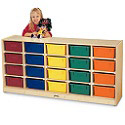 20 Tub Cubbie Single Units by Jonti-Craft