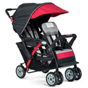 Click here for more Sport Splash Duo Stroller by Foundations by Worthington