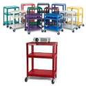Click here for more Color Metal Utility Carts by H. Wilson by Worthington