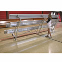Click here for more Tip and Roll Bleachers by GT Grandstands by Worthington