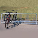 Double Sided Bike Racks by UltraPlay