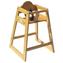 Classic Wood High Chair by Foundations