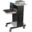 Click here for more Sit-Stand Projector Cart by Balt by Worthington