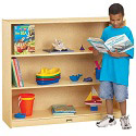 Click here for more Mega Straight Shelf Single Storage Unit by Jonti-Craft by Worthington