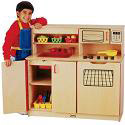 Click here for more 4-in-1 Kitchen Activity Center by Jonti-Craft by Worthington
