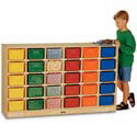 Click here for more 30 Tray Cubbie Units by Jonti-Craft by Worthington