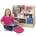 Double Sided Pick-A-Book Stand by Jonti-Craft
