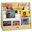 Click here for more Single Sided Pick-A-Book Stand by Jonti-Craft by Worthington