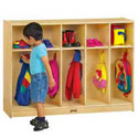 Toddler Coat Lockers by Jonti-Craft