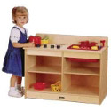 2 In 1 Toddler Kitchen by Jonti-Craft