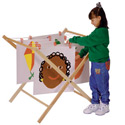 Paint Drying Rack by Jonti-Craft