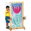 See-Thru Easel by Jonti-Craft