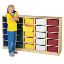 25 Tub Single Cubbie Unit by Jonti-Craft