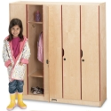 Full Size Coat Locker by Jonti-Craft