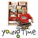 Click here for more Young Time Book Display by Worthington