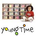 Click here for more Young Time Cubbie Units by Worthington
