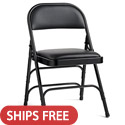 Click here for more Vinyl Padded Commercial Grade Steel Folding Chairs by Samsonite by Worthington
