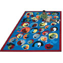 Joyful Faces Carpet by Joy Carpets