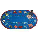 ABC Animals Carpet by Joy Carpets