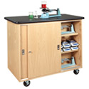 Mobile Balance Storage Cabinet by Diversified